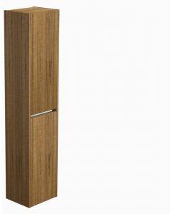 Ben Limara Hoge kast Rechts, 35x29x165 cm, Sherwood alu