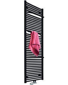 Ben Lineos Designradiator 60x177,5 cm 1265W Zwart